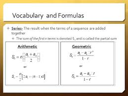 voary and formulas