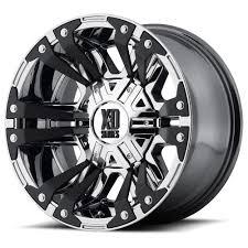 XD Series by KMC XD822 Monster II Wheels | SoCal Custom Wheels