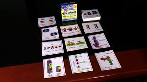gifted testing flash cards 2 pack verbal and spatial concepts
