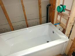 install bathtub faucet replace handles romantic