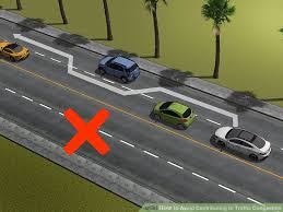 ways to avoid contributing to traffic congestion wikihow image titled avoid contributing to traffic congestion step 3