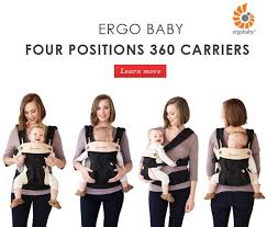 Ergo Baby Four Positions 360 Carriers / BEST carrier for your back ...