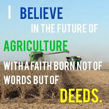 40 QUOTES THAT CELEBRATE AGRICULTURE Corn Corps Blog Custom Farming Quotes
