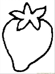 Small Picture Strawberry 7 Coloring Page Free Strawberry Coloring Pages