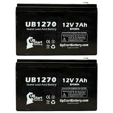 2 pack apc smart ups 1500 2200 1000 battery ub1270 12v 7ah sealed 2 pack ub1270 12v 7ah sealed lead acid battery
