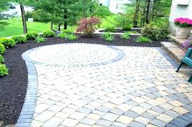 edging for paver patio home depot patio laying landscape driveway brick patio home depot patio edging