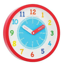 15 cool cute kids clock designs with