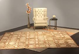 handmade wool silk rug san francisco by vaheed taheri
