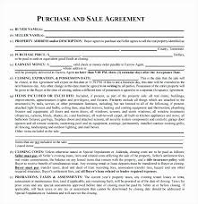 blank real estate purchase agreement elegant 8 sample real estate purchase agreements culturatti