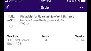 flyers ticket prices two rangers flyers tickets price is negotiable within reason