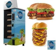 Cheeseburger Vending Machine Stunning Burger Vending Machine At Rs 48 Piece Snack Vending Machine