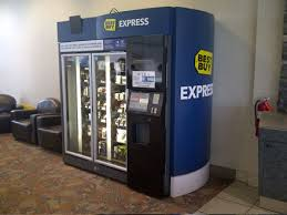 Best Buy Vending Machine Mesmerizing YYC Traveller Info Shopping Dining Services Shopping