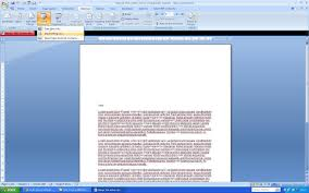 How To Do A Mail Merge In Word 2007