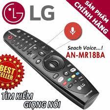 Điều khiển thông minh Magic Remote LG AN-MR18BA.AEU dành cho Smart TVs 2018  - 445,000