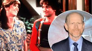 Ron Howard says Robin Williams was a 'genius' during 'cartoon come to life' Happy  Days episode - Mirror Online