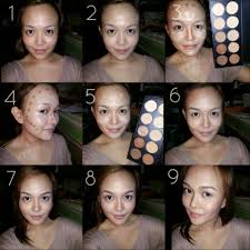 simple tricks i do to transform my bare face into make up no make up look plus some basic contour techniques to fake my nose cc is much wele muas