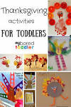 Thanksgiving activities for toddlers pictures