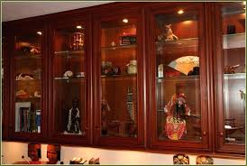 cabinets putting glass in kitchen cabinet doors frosted upper with panels used for unfinished installing