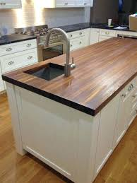 photo 7 of 9 butcher block finish admirable elegant design walnut awesome how to seal countertops how to seal butcher block countertops