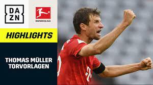 Thomas Müller: Alle Torvorlagen 2019/20 | Bundesliga