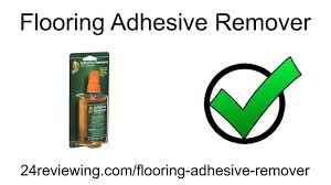 best flooring adhesive remover reviews 2016