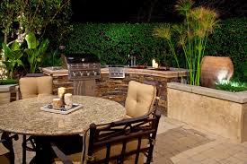 backyard grill ideas. backyardbbqdesignspatiomediterraneanwithaccentlightingbrickfloor beeyoutifullifecom backyard grill ideas