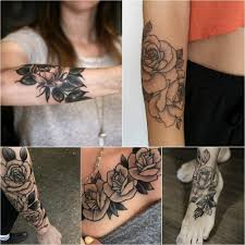 тату роза тату роза значение тату роза с листьями е