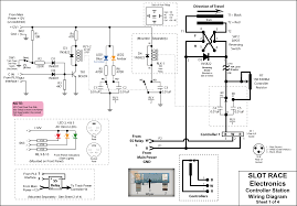 timing hardware start lights and sensor wiring diagram pulse conditioning schematic