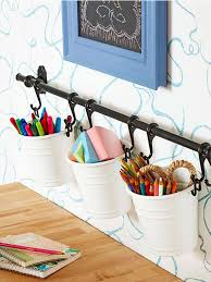 Idea office supplies Organizer Office And Craft Room Organizing Ideas Get Tons Of Great Pictures And Ideas In Diariopmcom Office Organization Ideas The Country Chic Cottage