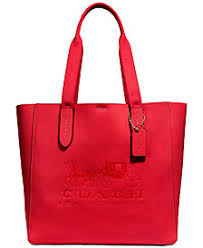 COACH Grove Signature Tote, Created for Macy s