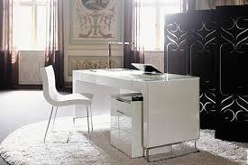 white home office desks. The White Home Office Furniture Ideas Design Pertaining To Desks