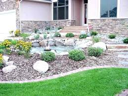 front yard landscaping with rocks backyard landscaping ideas with rocks rock landscaping ideas rock landscape wall