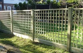 Handmade and hand finished our classic range of painted trellis panels are available in a variety of timber species and in a. Premier Square Trellis Panels Jacksons Fencing