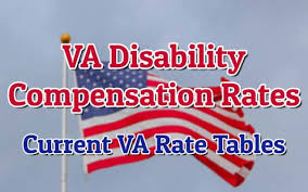 Military Retirement Pay Chart 2020 2020 Va Disability Compensation Rates Benefits Rate Tables