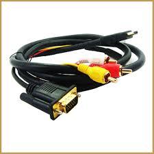 vga to rca connector diagram images vga to rca connector vga to rca wiring hdmi to vga 3 rca cable