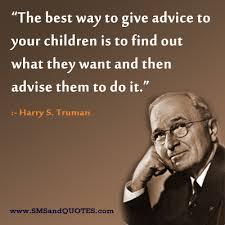 Harry S Truman Quotes Best Harry S Truman Quotes Valuedirectories