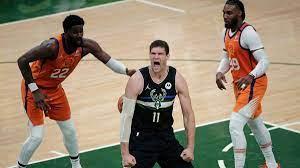 Sports and entertainment worlds react to Milwaukee Bucks NBA Championship