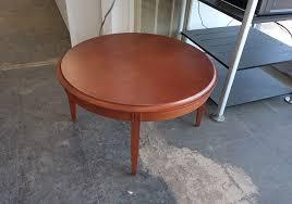 krug round coffee table