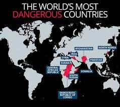 The world's 10 most dangerous countries — Steemit