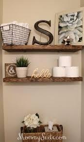 diy rustic wall decor ideas best 25 wooden ladder decor ideas on rustic wall decor