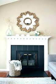 tile fireplace mantel tile around fireplace ideas black tile fireplace black fireplace mantel surround lovely painting tile around fireplace mosaic tile
