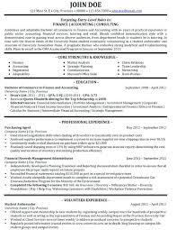 Finance Resume Samples Finance Analyst Resume Examples Noxdefense Com