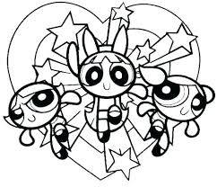 Coloring Pages Girls Lavishly Girl Printable Coloring Pages For