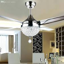 ceiling fan light shades ceiling fan with lamp shade best whole crystal lamp shade and changeable ceiling fan light shades