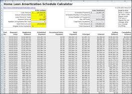 amortized loan calculator excel spreadsheet loan spreadsheet