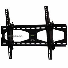 tilting tv wall mount with security locking for 32 70 tvs aeon 35108