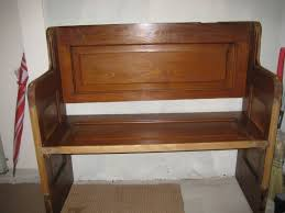 i painted the teak oil all over the bench even the painted wood parts all the nicks and ses were covered and seemed to disappear
