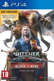 wild hunt blood and wine review ps4