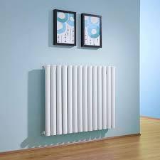 Designer Warmth Radiators Puro Electric Radiator White 550mm X 1030mm Single Panel