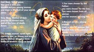 Gentle Mother Quiet Light Hail Mary Gentle Woman Marian Hymn Instrumental Cover